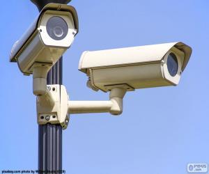 Überwachungskameras puzzle