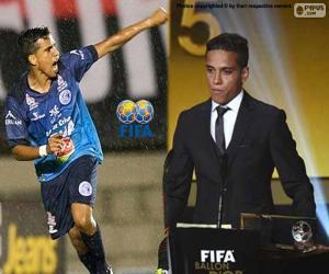 2015 FIFA Puskás Award puzzle