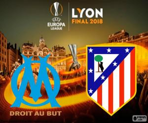 2017-2018 UEFA-Europa-League-Finale puzzle