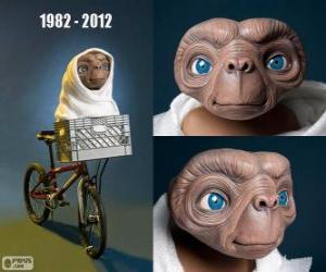 30 Jahre ET der Außerirdische (1982) puzzle