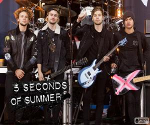 5 Seconds of Summer, 5SOS puzzle