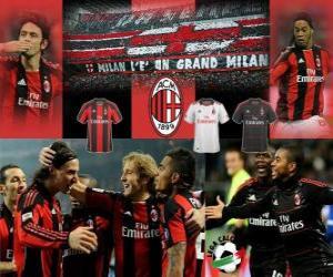 AC Mailand puzzle