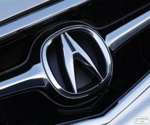 Acura-Logo, japanische Automarke puzzle