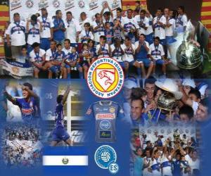 AD Isidro Metapan Apertura-Meister 2010 (El Salvador) puzzle