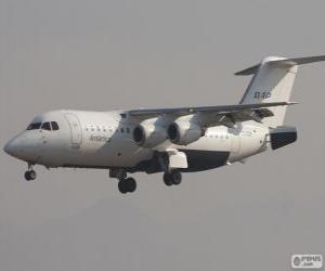 Aerovias DAP, chilenische Fluggesellschaft puzzle