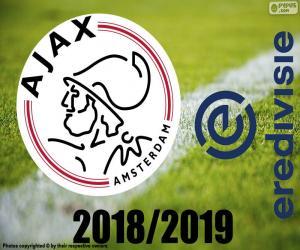 AFC Ajax, Meister 2018-2019 puzzle