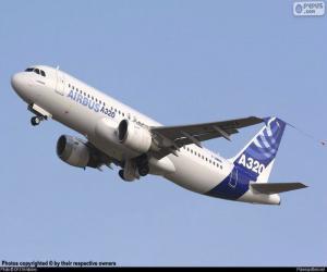 Airbus A320 puzzle