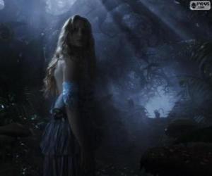 Alice im Wald puzzle