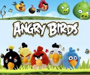 Angry Birds van Rovio. Video Game puzzle