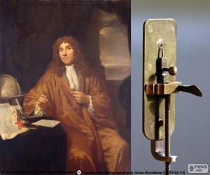 Anton van Leeuwenhoek puzzle