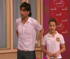 Antonella und Leandro puzzle