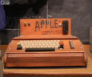 Apple I (1976) puzzle