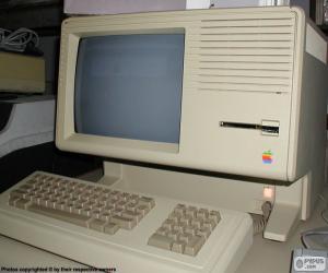 Apple Lisa (1983) puzzle