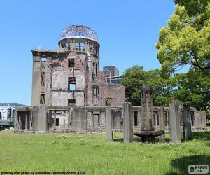 Atombombenkuppel, Japan puzzle