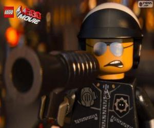 Böser Cop, Lego Der Film puzzle
