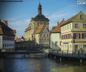Bamberg, Deutschland puzzle