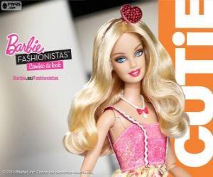Barbie Fashionista Cutie puzzle