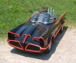 Batmobil puzzle