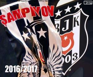 Beşiktaş, 2016-2017-Meister puzzle