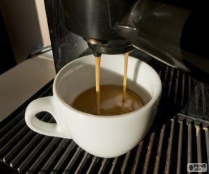 Bereiten Sie einen guten Kaffee puzzle