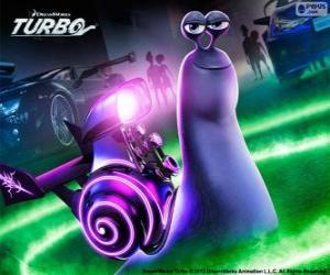Bleifuss von Turbo der Film puzzle
