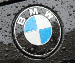 BMW Logo, deutsche Automarke puzzle