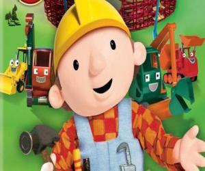 Bob der Baumeister mit ihren maschinen puzzle