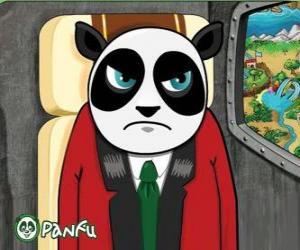 Bonez Panfu das Böse, Flugzeug einmal freigegeben pokopets puzzle