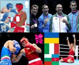 Boxen-Schwergewicht -91kg Männer London2012 puzzle