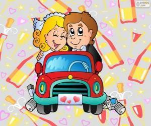 Brautpaar puzzle