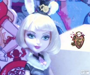 Bunny Blanc, Ever After High puzzle