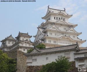 Burg Himeji, Japan puzzle