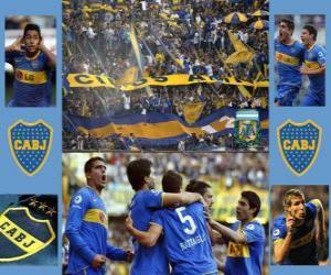 CA Boca Juniors puzzle