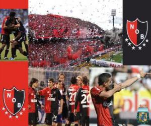 CA Newell's Old Boys puzzle
