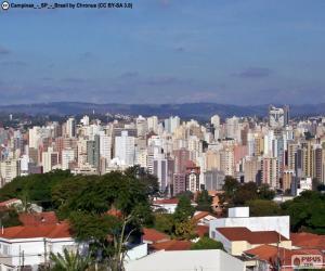Campinas, Brasilien puzzle