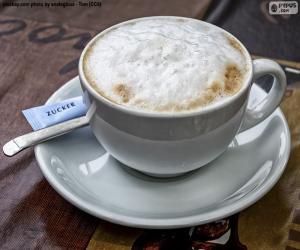 Cappuccino puzzle