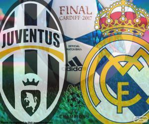 Champions-League-Finale 2017 puzzle
