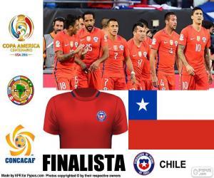CHI Finalist, Copa America 2016 puzzle
