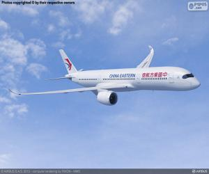 China Eastern Airlines puzzle