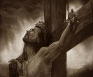 Christus gekreuzigt puzzle