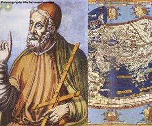 Claudio Ptolemie puzzle