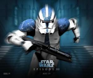 Clone Trooper puzzle