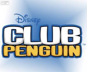 Club Penguin logo puzzle