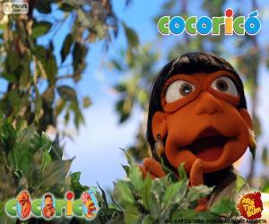 Cocoricó Oriba puzzle