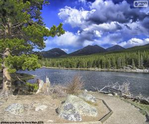 Colorado River, Vereinigte Staaten von Amerika (USA) puzzle