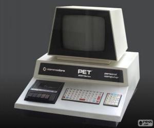 Commodore PET (1977) puzzle