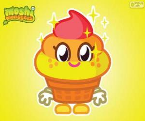 Coolio, Moshi Monsters puzzle