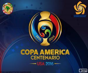 Copa América Centenario 2016-logo  puzzle