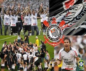 Corinthians, Champion der 2011 brasilianischen Meisterschaft puzzle