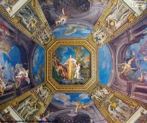 Das Bild der Kuppel des Vatikans puzzle